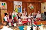 Музичний подарунок гостям - виступ театру дитячої пісні ЛАДОНЬКИ